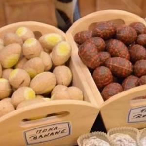 Oeufs de Paques en chocolat - 7437