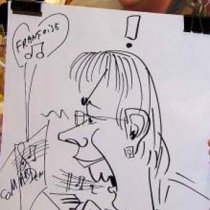 caricature Comarden - 7850