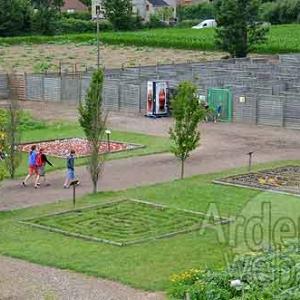 Labyrinthe de Barvaux-7582
