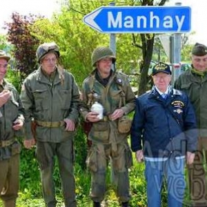 Battle of the Bulge -Manhay - photo 1799