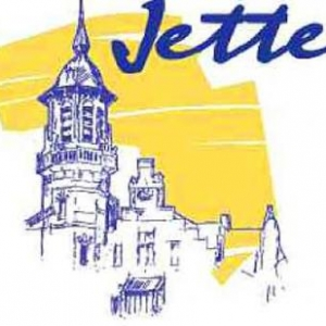 Caricature à Jette  pour la fête de Pâques