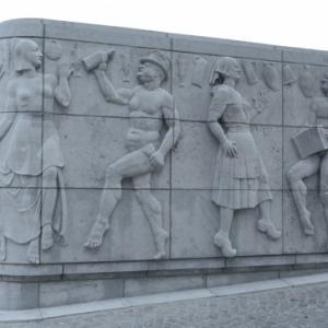Monument pont des Arches