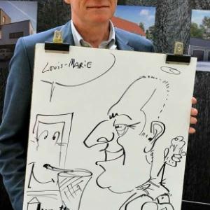 caricature JUMATT-6957