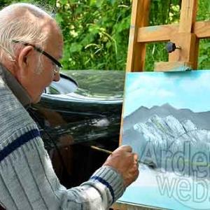 Achouffe, village des artistes-5078