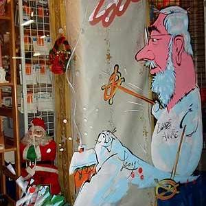 4-Bertrand Van Der Cryssen, librairie ,Dedicaces