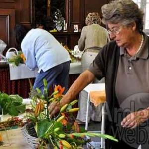 Belgian flower arrangement society -photo 71