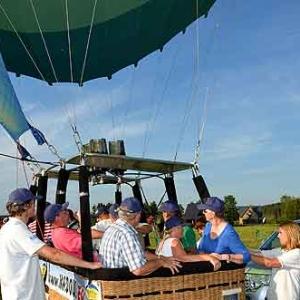 vol en ballon en Wallonie - photo 7658
