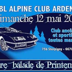 ALPINE club Ardenne