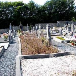 Tombe de Maurice Micha. Houffalize