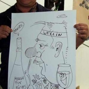 wellin caricature  2760