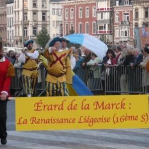 Erard de la Marck : la Renaissance Liegeoise