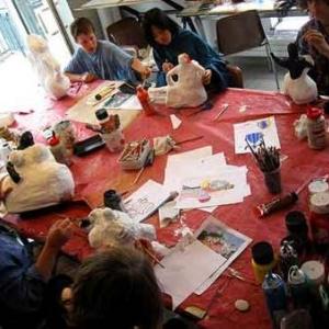 Le monde magique des ateliers créatifs