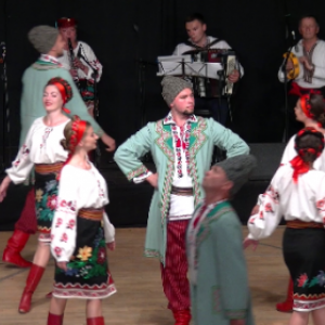 Folk Dance Ensemble Podillya,Ukraine