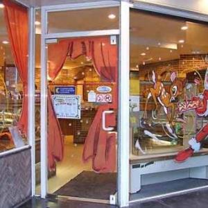 Overijse - Peinture sur vitrine pour Noel-7445