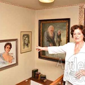 Marie-Elise une artiste peintre-2166