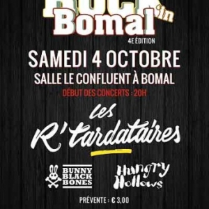 festival The Rock in Bomal - 4 octobre