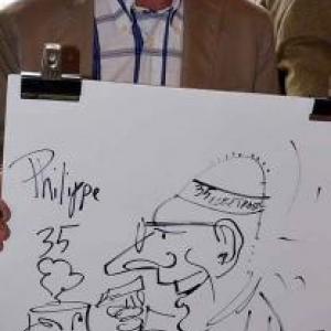 Caricature pour Electrabel-3327