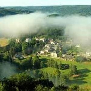 ete, indien, Rochehaut-sur-Semois