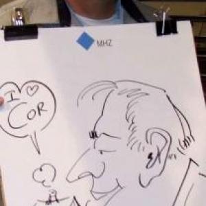 Intirio Gent MHZ caricature-7990