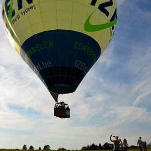 vol en ballon en Wallonie - photo 7664