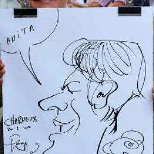 Caricature Charneux - 129