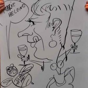 Caricaturiste pour les 60 ans de Marc - photo 1742