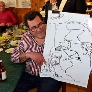 Caricature Jose Michel-4468