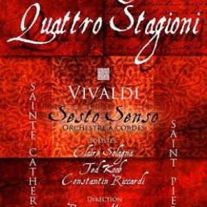 quatre saisons Vivaldi