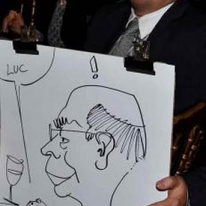 Caricature Sabert -photo 6010