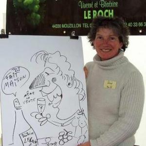 wellin caricature  2742
