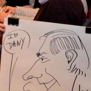 Caricaturiste pour les 60 ans de Marc - photo 1743