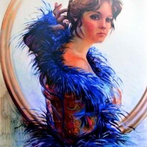 peinture de Marie-Elise