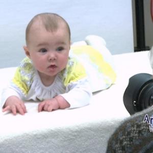 Seance photo au magasin Baby Pekus
