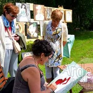 Achouffe, village des artistes-5099
