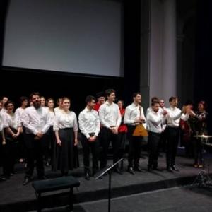 Bovigny: concert avec 25 musiciens de l'IMEP