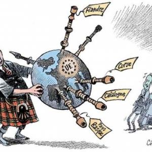 Ceci n'est pas l'Europe en 120 Caricatures
