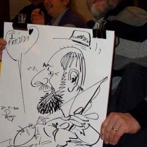 caricature Comarden - 7831