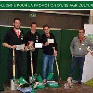 Concours du Meilleur Jeune Jardinier 2015