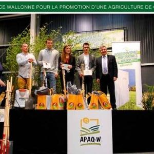 Concours du Meilleur Jeune Jardinier 2016