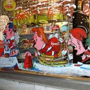 vitrine de Noel - photo 8657