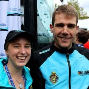 Dislaire Christel et Maxime Monfort - Florence