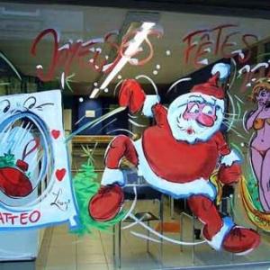 vitrine de Noel - photo 8655