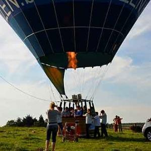 vol en ballon en Wallonie - photo 7663