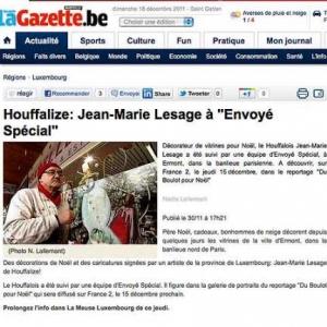 Presse La Gazette Charleroi