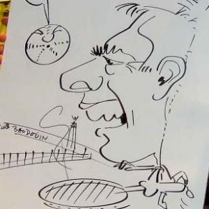 ING - caricature 8186