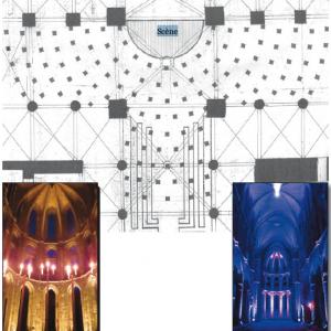"""Scène """"Notre-Dame de Paris"""""""