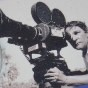 Marcel Thonnon au Congo en  1971 chez le Mwami Ndeze