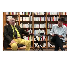Entretien avec Charlotte Dekoker le 24 septembre à 18h30 à la librairie TROPISMES