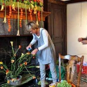 Belgian flower arrangement society -photo 167