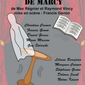 Feu monsieur De Marcy-affiche